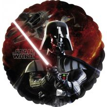 Palloncino Star Wars Darth Fener 42 cm
