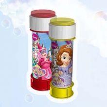 Bolle di sapone Disney Principessa Sofia