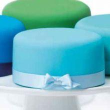 Pasta di Zucchero Azzurra  Decora 250 g