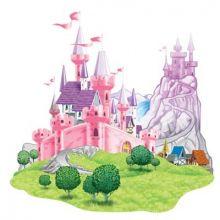 Elementi Scenici Castello Principessa