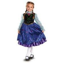 Disney Frozen Anna Vestito Deluxe
