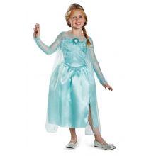 Vestito Elsa Regina delle Nevi