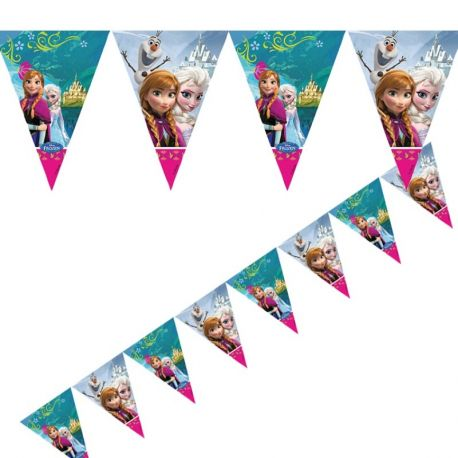 Disney Frozen Festone bandierine
