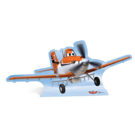 Sagoma Cartone Dusty Disney Planes