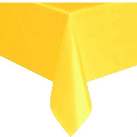Tovaglia Plastica & Carta Gialla
