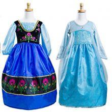 Kit Vestiti Principesse Anna ed Elsa