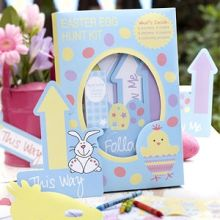 Kit Caccia al Tesoro uova di Pasqua