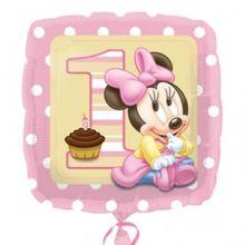Palloncino quadrato  Baby Minnie