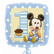 Palloncino quadrato  Baby Mickey
