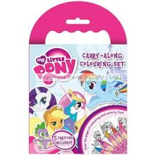Set per colorare My little Pony