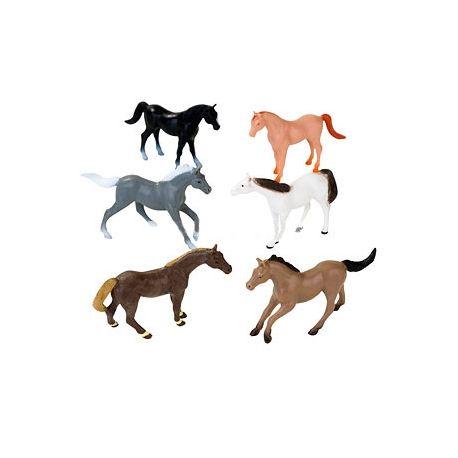 12 Cavalli giocattolo