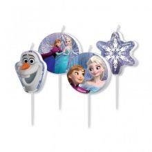 Set Candeline  decorative Disney Frozen