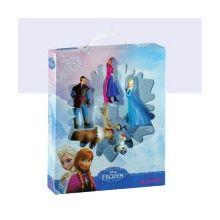 Torta Frozen 3 Soggettti Decorativi