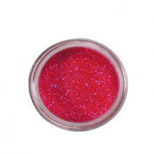 Zucchero Glitterato Rosso