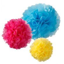 Pom Poms Mix Colori