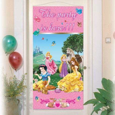 Principesse Disney Poster per Porta