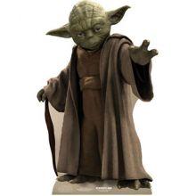 Star Wars Sagoma Yoda 76 cm