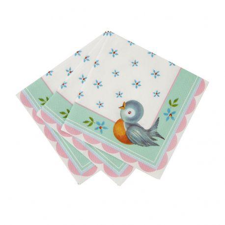 Festa Baby Shoawer Piattini di carta