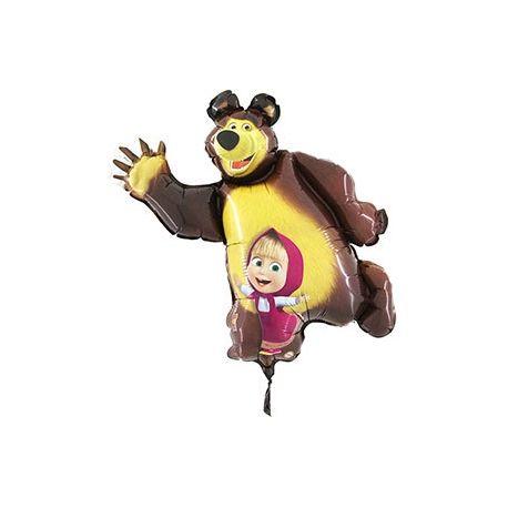 Festa Masha e Orso Palloncino 45 cm