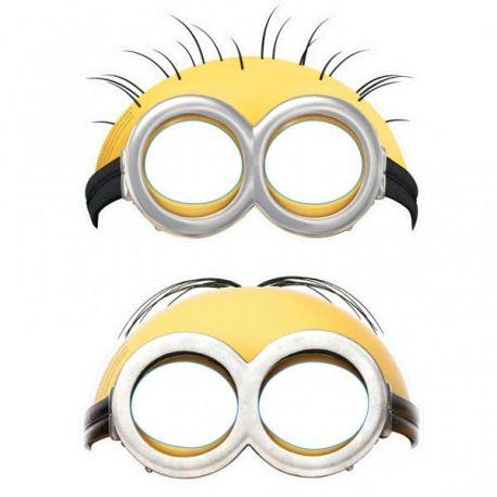 Festa Minions 6 Maschere - Wimipops 46414fc51fa