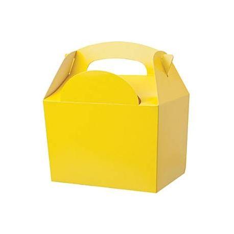 Scatola tipo food box color Blu