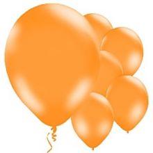 10 Palloncini Arancioni 30 cm