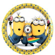Minions Piatti di Carta Limited Edition