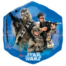 Palloncino Star Wars Darth Fener 45 cm