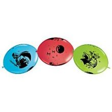 Kit Festone 10  Palloncini Star Wars