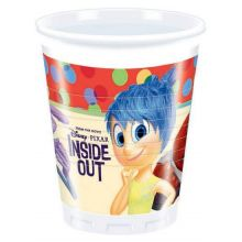 Festa a tema Inside Out Bicchieri