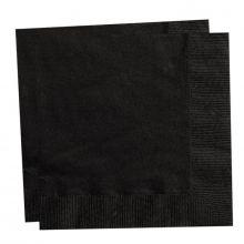 Tovaglioli di carta Neri (20 pz)
