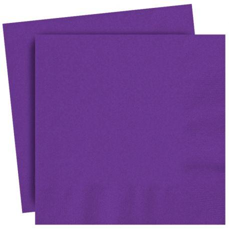 Tovaglioli di carta Neri (50 pz)