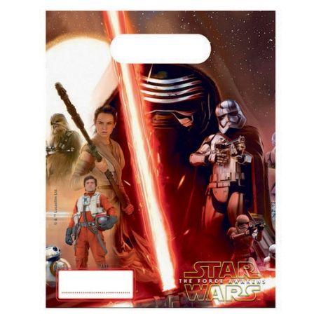 Festa Star Wars Sacchetti regalini invitati