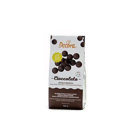 Cioccolato Fondente in dischetti 1 Kg