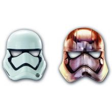 Star Wars kit 6 Maschere Stormtroopers