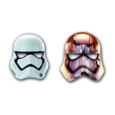 Star Wars kit 6 maschere Dart Fener