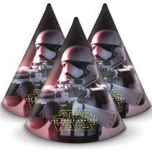 Star Wars kit Cappelli Cono (6 pz)