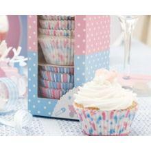 100 Pirottini Cupcake Decoro Baby