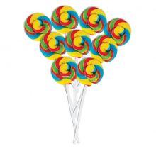 Lollipops Arcobaleno (8 pz)