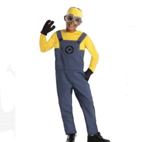 Costume Minion per Bambini