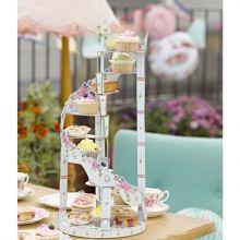 Alzatina Cupcakes Spirale H 59 cm