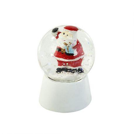 Globo di neve Babbo Natale