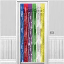Decorazione Tenda Mix Colori Arcobaleno