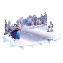 Frozen Ice Skating Alzata  Dolci Tramezzini