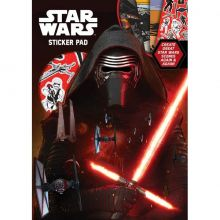 Star Wars Album Immagini e 26  Adesivi