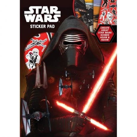Star Wars Fogli  Immagine e 26 Stiker Adesivi