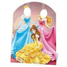 Stand Cartonato Principesse Disney per Foto