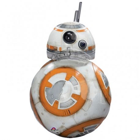 Star Wars Palloncino Supershape BB8