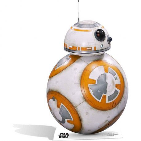 star Wars VII - Sagoma Cartonato BB-8 94 cm