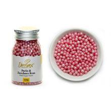 Perle di Zucchero Rosa Perlato